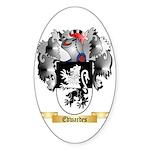 Edwardes Sticker (Oval)