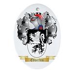 Edwardes Ornament (Oval)