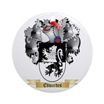 Edwardes Ornament (Round)