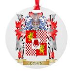 Edwarde Round Ornament
