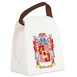 Edwarde Canvas Lunch Bag