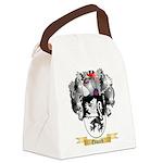 Edward Canvas Lunch Bag