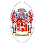 Edvardsson Sticker (Oval 50 pk)