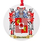 Edvardsen Round Ornament