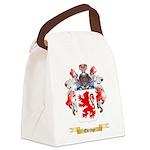 Edridge Canvas Lunch Bag