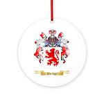 Edridge Ornament (Round)