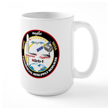 Antares/Cygnus Large Mug