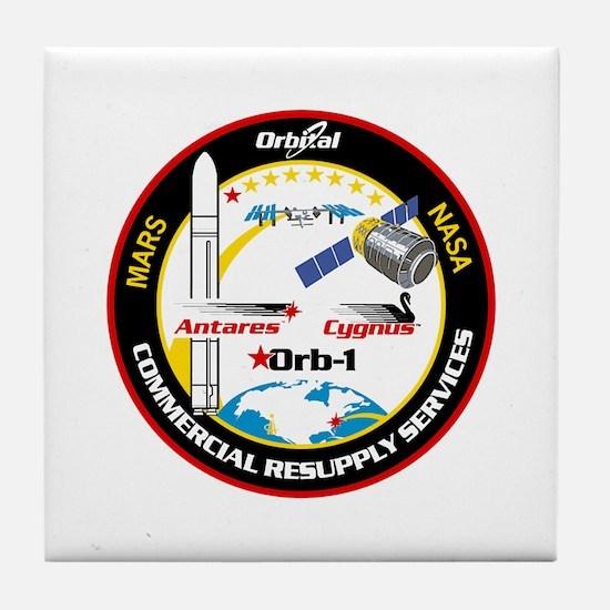 Antares/Cygnus Tile Coaster
