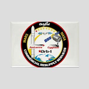 Antares/Cygnus Rectangle Magnet