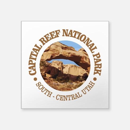 Capital Reef NP Sticker