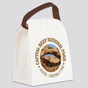 Capital Reef NP Canvas Lunch Bag