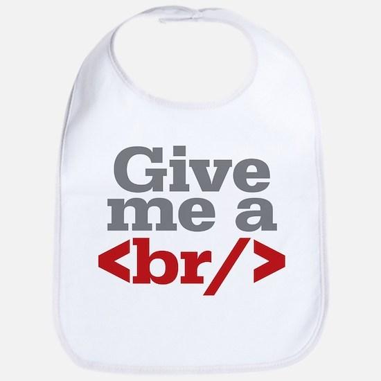 Give Me A Break HTML Bib