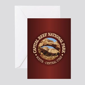 Capital Reef NP Greeting Cards