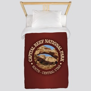 Capital Reef NP Twin Duvet Cover