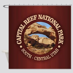 Capital Reef NP Shower Curtain