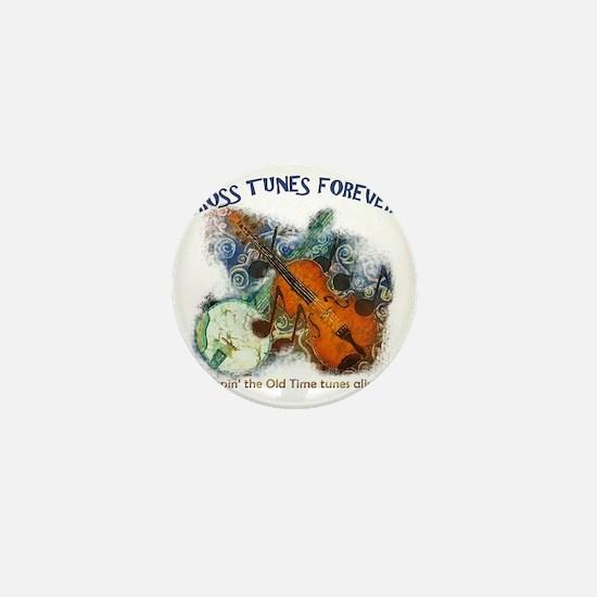 Cross Tunes Forever 2 Mini Button