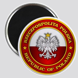 Polish Medallion Magnet
