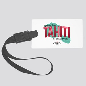 A Magical Place Large Luggage Tag