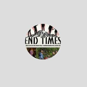 End Times Archivist Mini Button
