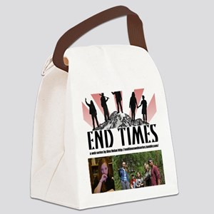 End Times Archivist Canvas Lunch Bag