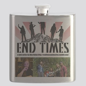 End Times Archivist Flask
