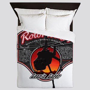 RotorWash Brewing Co. - Leann Lager Sk Queen Duvet