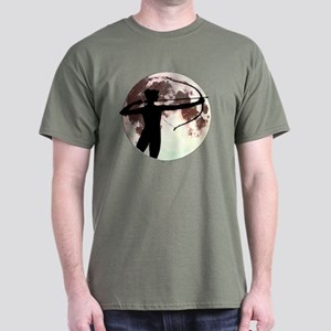 Artemis the bow hunter Dark T-Shirt
