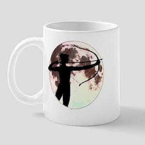 Artemis the bow hunter Mug
