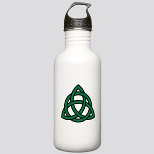 Green Celtic knot Stainless Water Bottle 1.0L