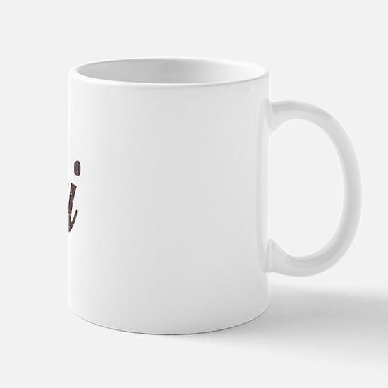 Vintage Taipei Mug