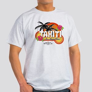 Greetings From Tahiti Light T-Shirt
