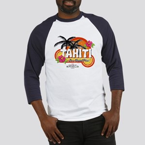 Greetings From Tahiti Baseball Jersey