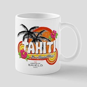 Greetings From Tahiti Mug