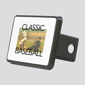 TOP Classic Baseball Rectangular Hitch Cover