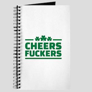 Cheers fuckers shamrocks Journal