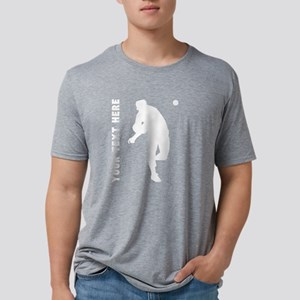 Baseball Pitcher (Custom) T-Shirt