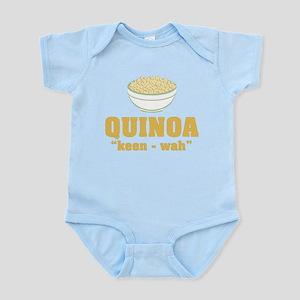 Quinoa Pronunciation Body Suit
