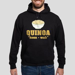 Quinoa Pronunciation Hoodie