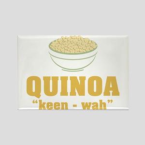 Quinoa Pronunciation Magnets