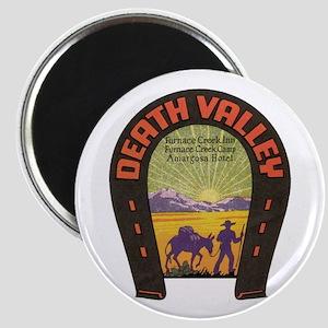 Vintage Death Valley Magnet