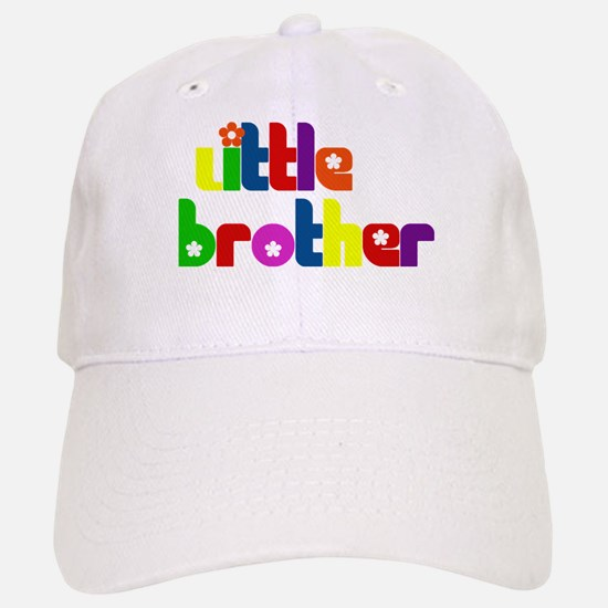 Little Brother (Gift for the New Baby) Baseball Baseball Cap