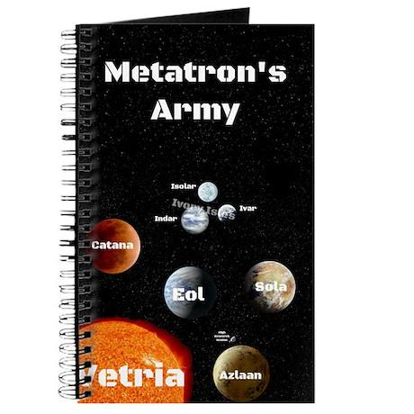 Metatron's Army Journal