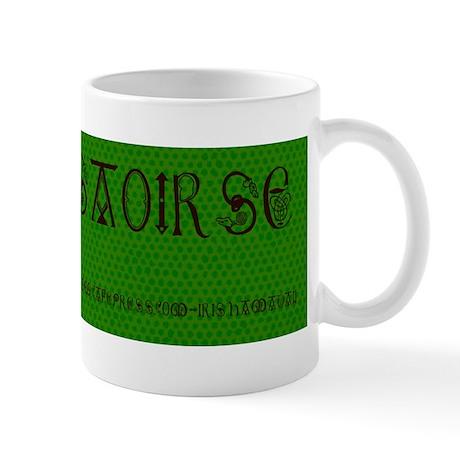 Support Irish POWs Mug