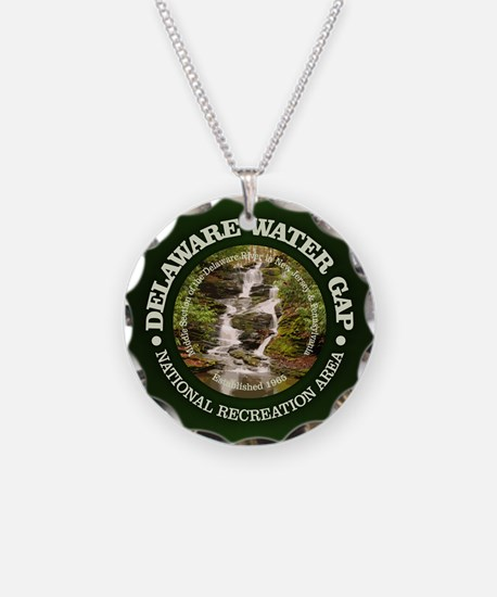 Delaware Water Gap NRA Necklace