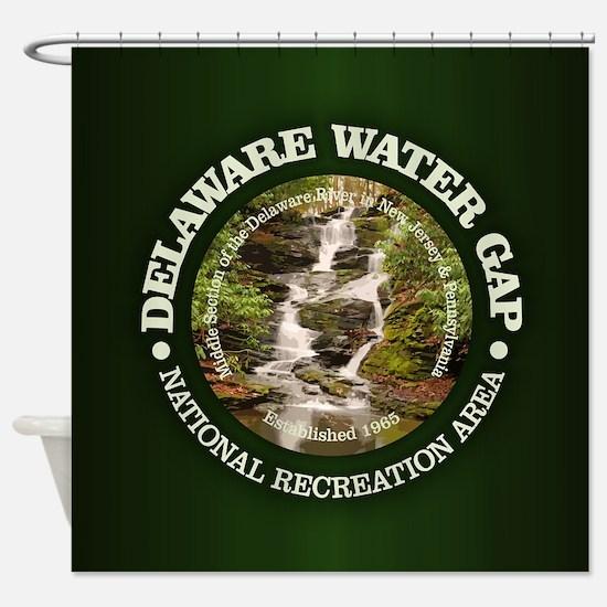 Delaware Water Gap NRA Shower Curtain