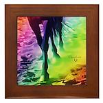 Equine Theme Custom Framed Tile #7144