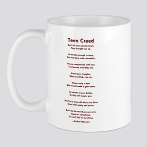 Teen Creed Mug