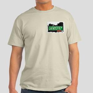 Lafayette Av, Bronx, NYC Light T-Shirt