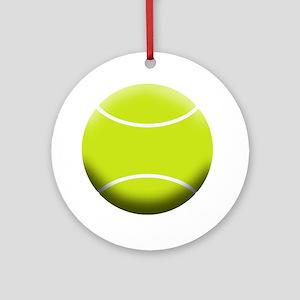TENNIS BALL Ornament (Round)