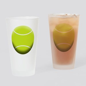 TENNIS BALL Drinking Glass